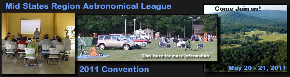 2011 Mid States Region AL Convention Details