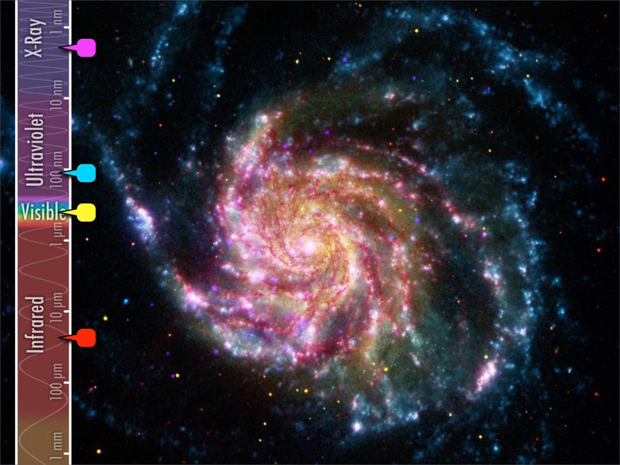 M101 - Composite Image