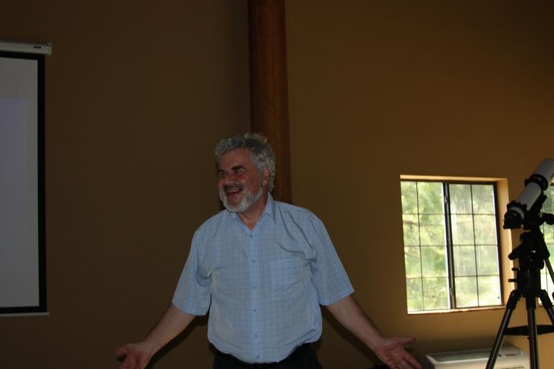 Dr. Derek Sears - Meteorite Presentation