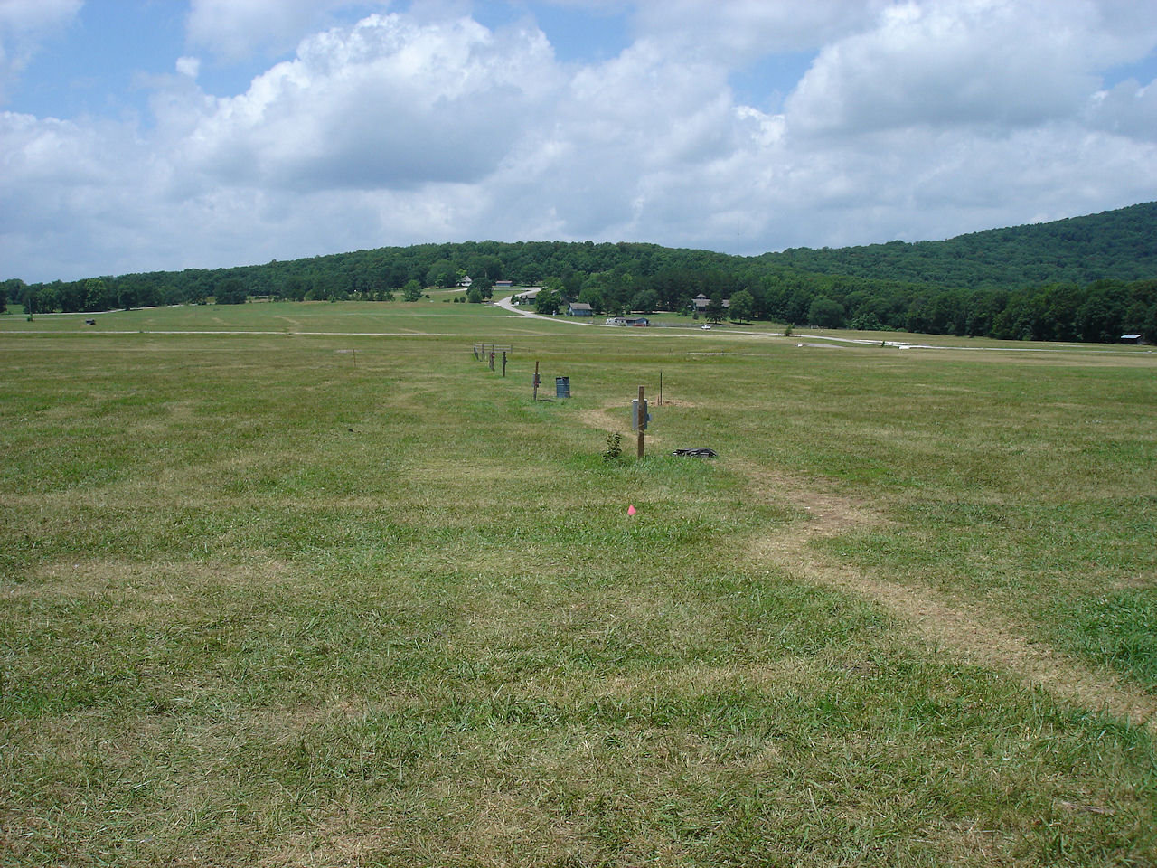 Mulberry Mountain Observing Field