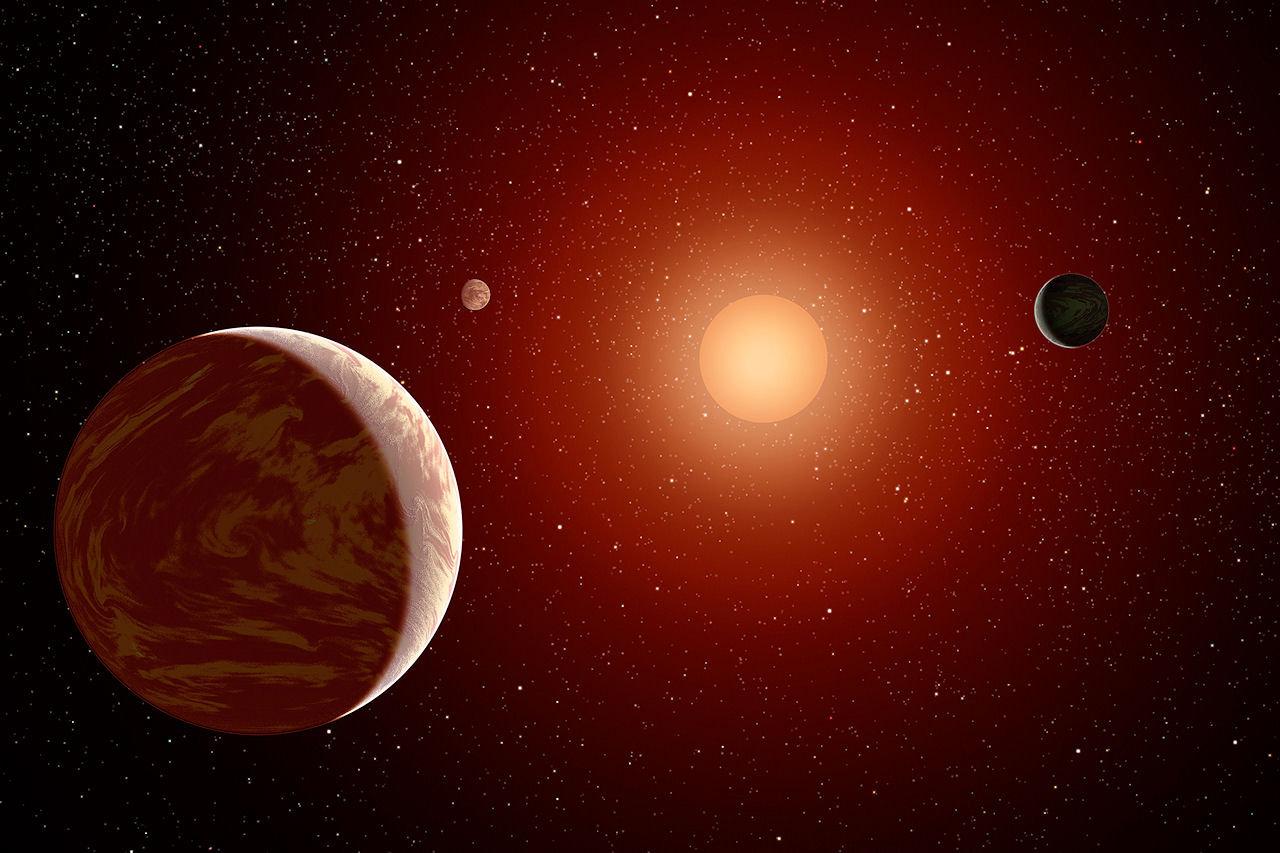 Red Dwarf System