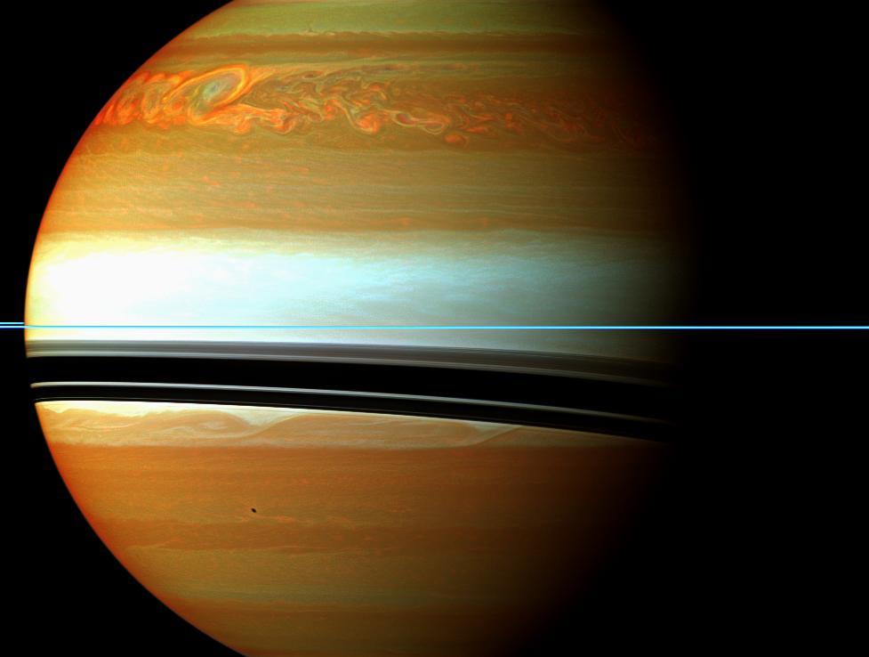 Saturn's Mysteries