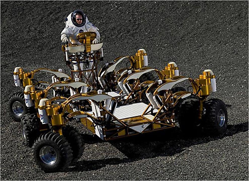 Chariot Lunar Truck