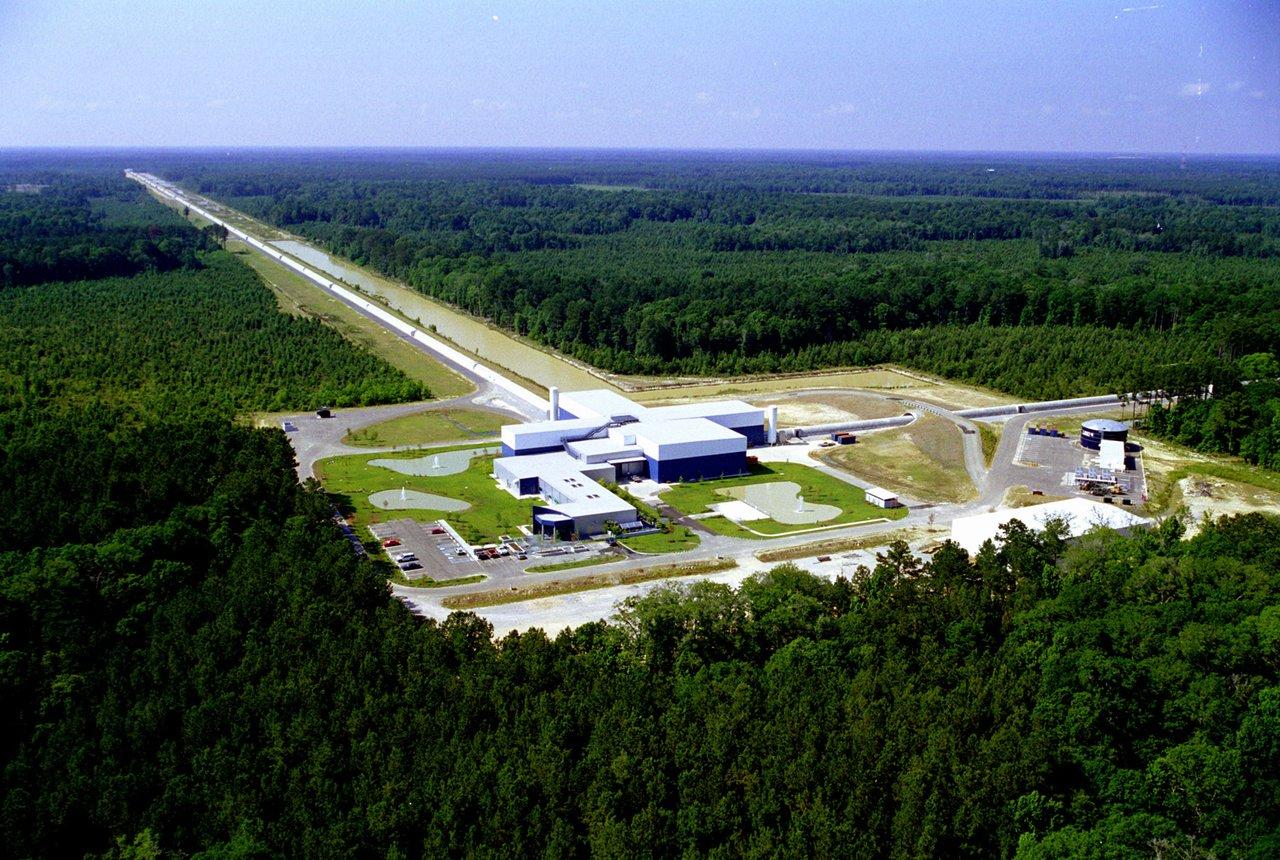 LIGO - Laser Interferometer Gravitational-wave Observatory