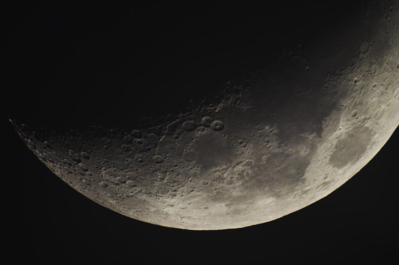 Moon Photo - 04/19/10
