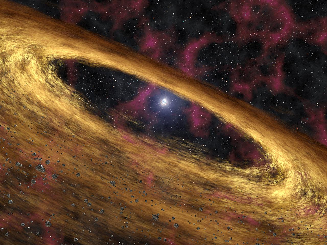 Pulsar Disk