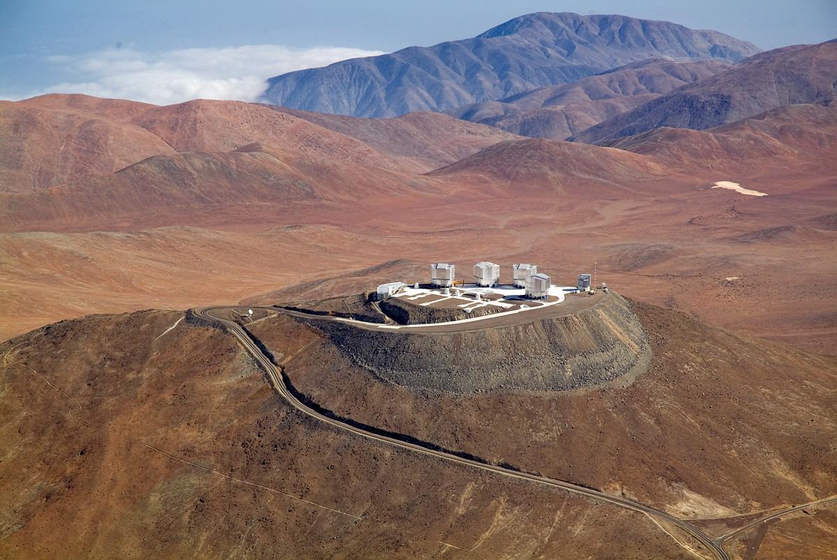 ESO, Mt. Paranal