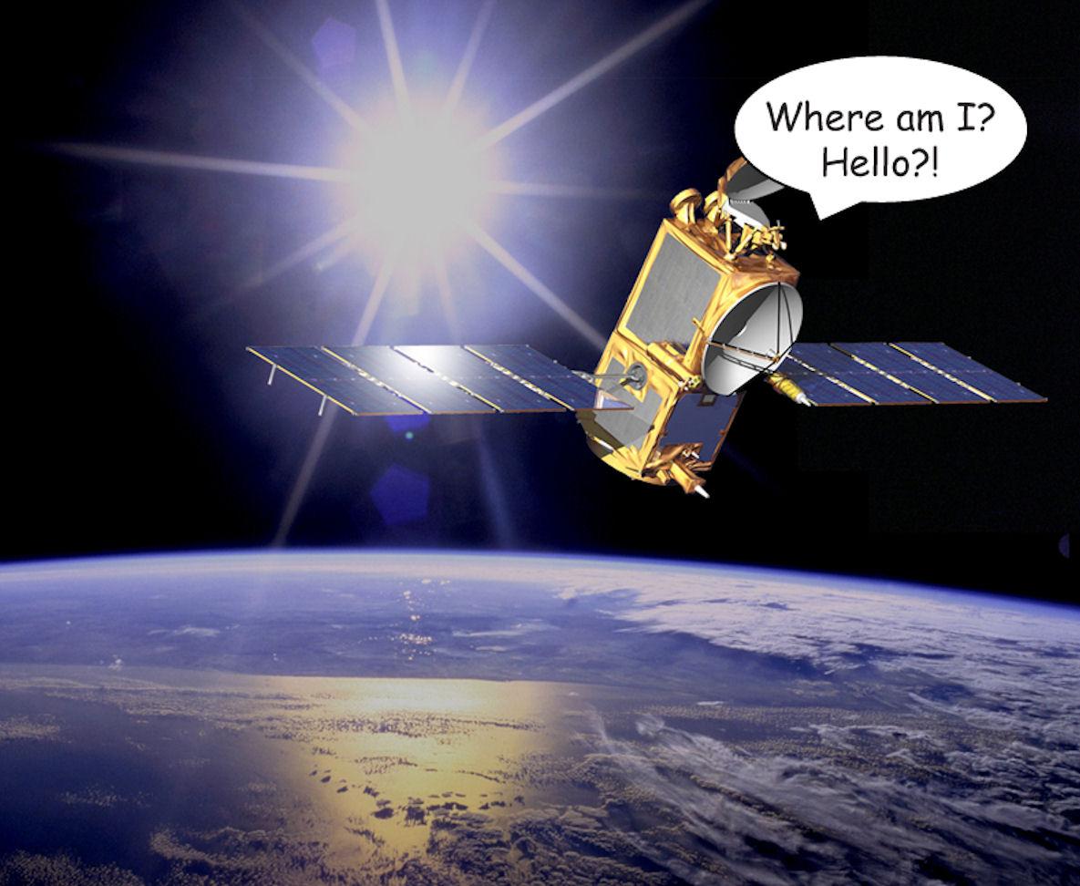 Galaxy 15 Satellite