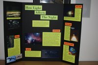 International Darksky Association (IDA) Travel Display